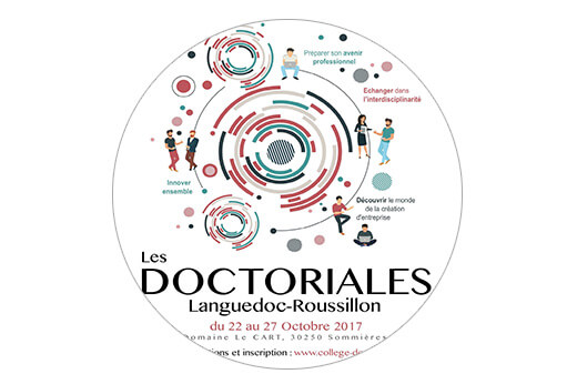 Doctoriales LR 22-27 octobre 2017