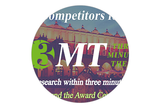 "Call for Competitors - ""3 minute Thesis COIMBRA"" competition"