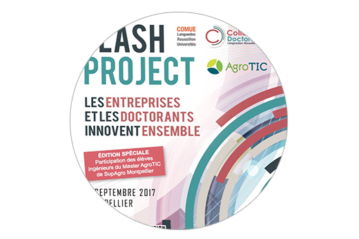 """Flash Project"" 12 septembre 2017 Collège Doctoral Languedoc-Roussillon"
