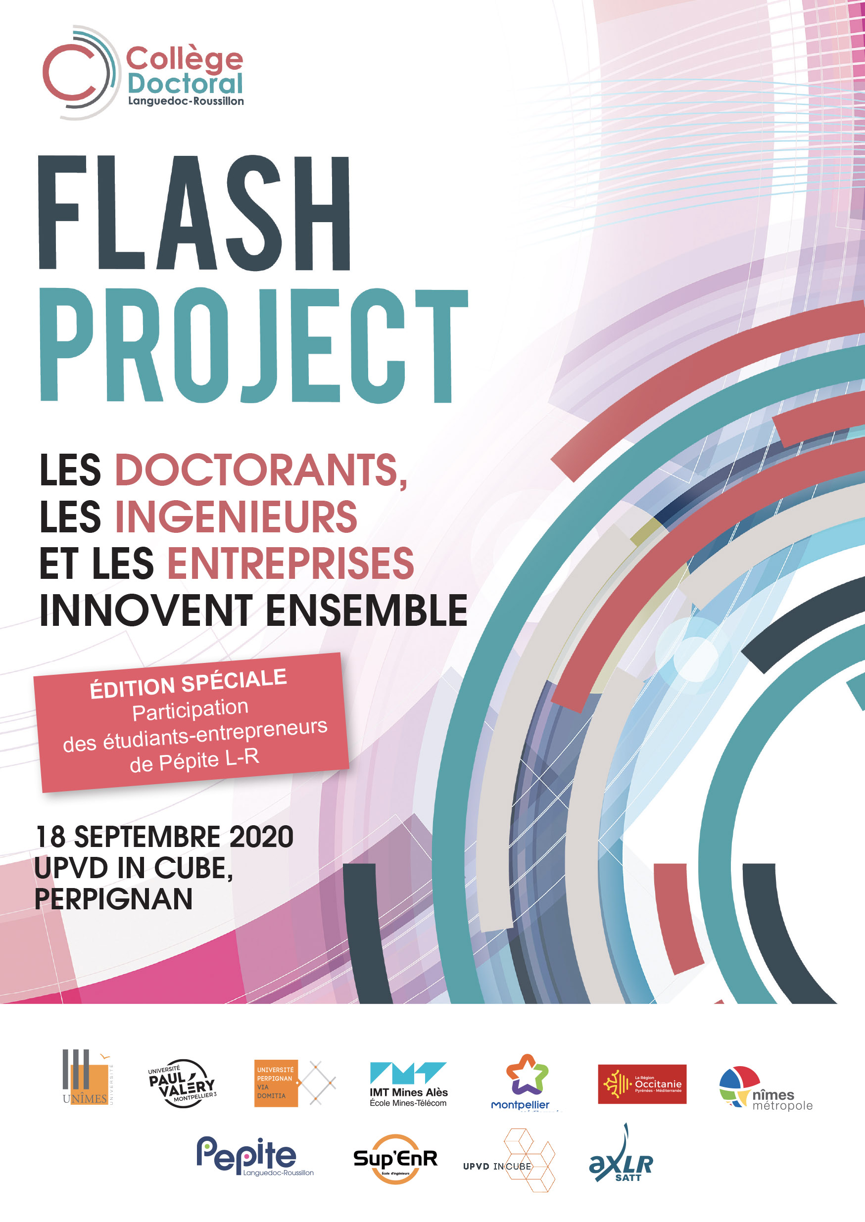 Flash project